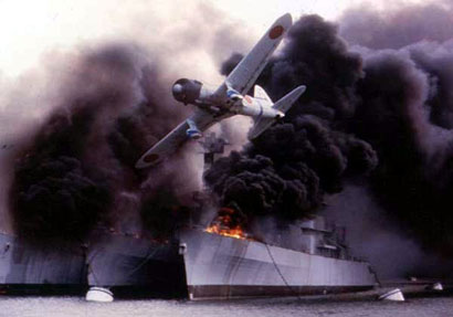 Photographie extraite du film Pearl Harbor - © Touchstone Pictures et Jerry Bruckheimer, Inc.