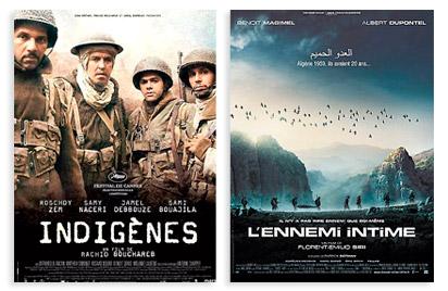 Cinéma - Indigènes - L'ennemi intime